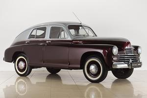 Авто ГАЗ М-20 Победа, 1954 года выпуска, цена 1 650 000 руб., Москва