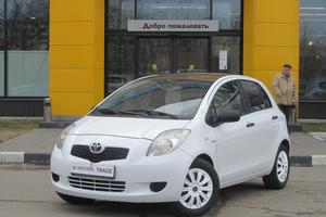 Авто Toyota Yaris, 2007 года выпуска, цена 309 000 руб., Москва