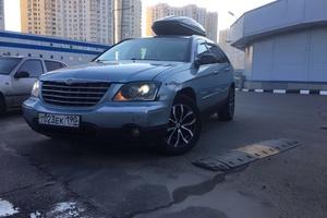 Автомобиль Chrysler Pacifica, хорошее состояние, 2004 года выпуска, цена 350 000 руб., Химки
