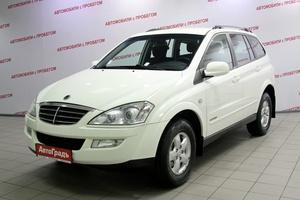 Авто SsangYong Kyron, 2008 года выпуска, цена 439 000 руб., Москва