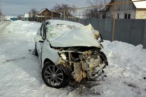 Автомобиль Lifan Cebrium, битый состояние, 2014 года выпуска, цена 120 000 руб., Сызрань