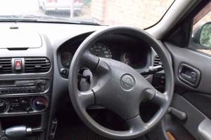 Автомобиль Nissan Sunny, отличное состояние, 2002 года выпуска, цена 300 000 руб., Челябинск