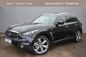 Авто Infiniti QX70, 2015 года выпуска, цена 2 350 000 руб., Москва
