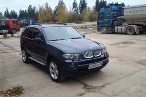 Автомобиль BMW X5, хорошее состояние, 2004 года выпуска, цена 760 000 руб., Руза