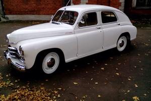 Автомобиль ГАЗ М-20 Победа, отличное состояние, 1956 года выпуска, цена 2 500 000 руб., Санкт-Петербург