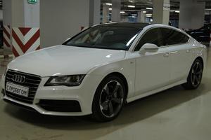Подержанный автомобиль Audi A7, отличное состояние, 2013 года выпуска, цена 1 619 000 руб., Москва