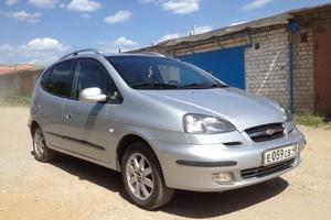 Автомобиль Chevrolet Rezzo, хорошее состояние, 2006 года выпуска, цена 300 000 руб., Липецк