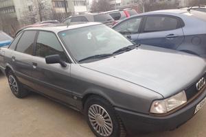 Автомобиль Audi 80, среднее состояние, 1991 года выпуска, цена 110 000 руб., Сергиев Посад