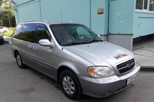 Автомобиль Kia Sedona, отличное состояние, 2005 года выпуска, цена 310 000 руб., Ульяновск