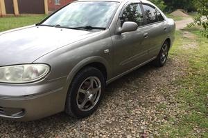 Автомобиль Nissan Bluebird Sylphy, хорошее состояние, 2003 года выпуска, цена 230 000 руб., Краснодарский край