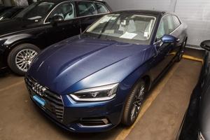 Авто Audi A5, 2017 года выпуска, цена 3 547 410 руб., Москва