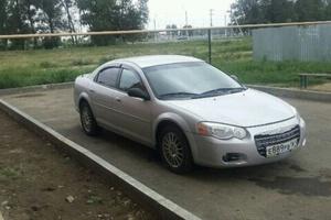 Автомобиль Chrysler Sebring, хорошее состояние, 2004 года выпуска, цена 225 000 руб., Краснодар