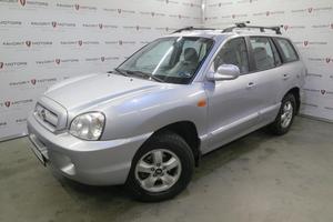 Авто Hyundai Santa Fe, 2007 года выпуска, цена 465 000 руб., Москва