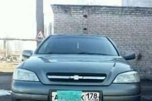 Авто Chevrolet Viva, 2005 года выпуска, цена 190 000 руб., Самара