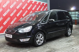 Авто Ford Galaxy, 2012 года выпуска, цена 899 000 руб., Москва