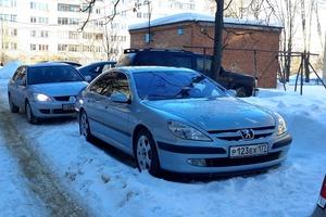 Автомобиль Peugeot 607, хорошее состояние, 2001 года выпуска, цена 365 000 руб., Тула