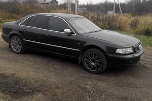 Подержанный автомобиль Audi S8, хорошее состояние, 1997 года выпуска, цена 330 000 руб., Кострома