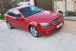 Автомобиль Mercedes-Benz CLC-Класс, хорошее состояние, 2008 года выпуска, цена 740 000 руб., Краснодарский край