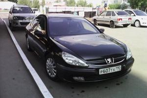 Автомобиль Peugeot 607, хорошее состояние, 2001 года выпуска, цена 250 000 руб., Люберцы