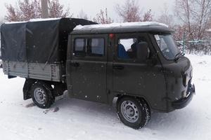 Автомобиль УАЗ 39094, отличное состояние, 2015 года выпуска, цена 435 000 руб., Кемерово