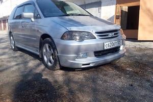 Автомобиль Honda Odyssey, отличное состояние, 2001 года выпуска, цена 310 000 руб., Спасск-Дальний