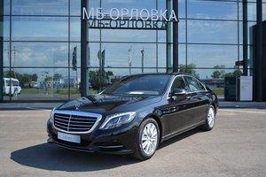 Новый автомобиль Mercedes-Benz S-Класс, 2016 года выпуска, цена 6 525 686 руб., Набережные Челны