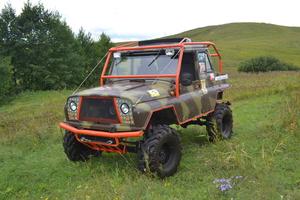 Автомобиль УАЗ 3151, отличное состояние, 1993 года выпуска, цена 240 000 руб., Нижний Новгород