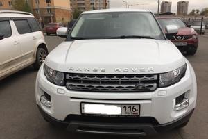Автомобиль Land Rover Range Rover Evoque, отличное состояние, 2013 года выпуска, цена 1 700 000 руб., Казань