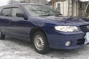 Автомобиль Nissan Expert, хорошее состояние, 2002 года выпуска, цена 225 000 руб., Санкт-Петербург