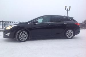 Подержанный автомобиль Hyundai i40, отличное состояние, 2013 года выпуска, цена 900 000 руб., Озерск