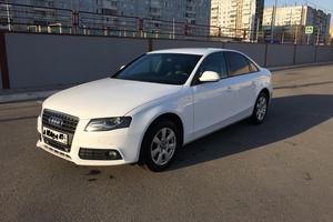 Автомобиль Audi A4, отличное состояние, 2008 года выпуска, цена 725 000 руб., Красноярск