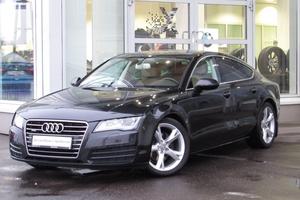Подержанный автомобиль Audi A7, отличное состояние, 2010 года выпуска, цена 1 194 000 руб., Москва