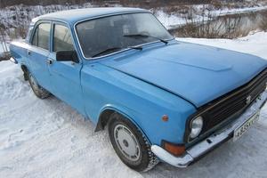 Автомобиль ГАЗ 24 Волга, хорошее состояние, 1991 года выпуска, цена 67 000 руб., Нижний Тагил