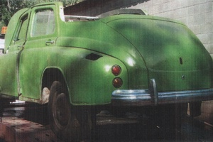 Автомобиль ГАЗ М-20 Победа, хорошее состояние, 1953 года выпуска, цена 300 000 руб., Магнитогорск