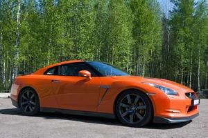 Автомобиль Nissan GT-R, отличное состояние, 2010 года выпуска, цена 2 950 000 руб., Санкт-Петербург