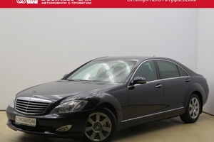 Авто Mercedes-Benz S-Класс, 2008 года выпуска, цена 899 000 руб., Москва