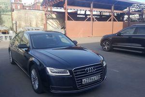Автомобиль Audi A8, отличное состояние, 2014 года выпуска, цена 2 650 000 руб., Санкт-Петербург
