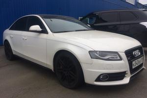 Автомобиль Audi S4, хорошее состояние, 2010 года выпуска, цена 1 450 000 руб., Санкт-Петербург