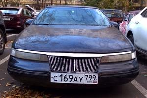 Автомобиль Lincoln Continental Mark Series, отличное состояние, 1993 года выпуска, цена 180 000 руб., Москва
