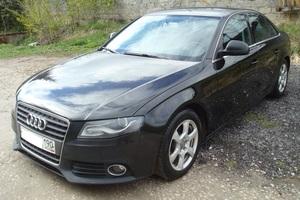 Автомобиль Audi A4, хорошее состояние, 2008 года выпуска, цена 650 000 руб., Подольск