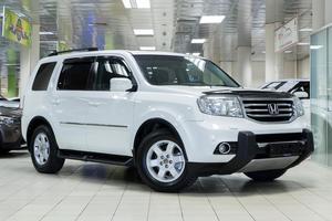 Авто Honda Pilot, 2012 года выпуска, цена 1 377 777 руб., Москва