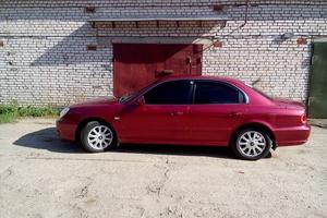 Подержанный автомобиль Hyundai Sonata, хорошее состояние, 2006 года выпуска, цена 335 000 руб., Московская область