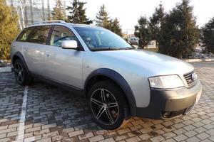 Авто Audi Allroad, 2001 года выпуска, цена 245 000 руб., Москва