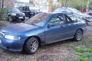 Автомобиль Rover 400 Series, отличное состояние, 1999 года выпуска, цена 55 000 руб., Нижний Новгород