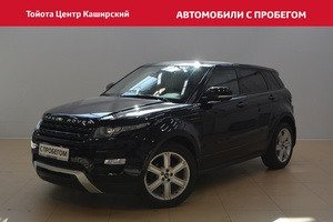 Авто Land Rover Range Rover Evoque, 2012 года выпуска, цена 1 399 000 руб., Москва