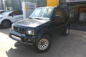 Авто Suzuki Jimny, 2001 года выпуска, цена 299 000 руб., Москва