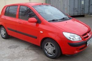 Подержанный автомобиль Hyundai Getz, отличное состояние, 2007 года выпуска, цена 298 000 руб., Коломна