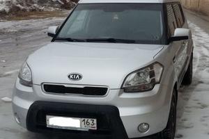 Автомобиль Kia Soul, отличное состояние, 2011 года выпуска, цена 540 000 руб., Набережные Челны
