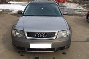 Автомобиль Audi Allroad, хорошее состояние, 2004 года выпуска, цена 500 000 руб., Москва