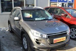Авто Peugeot 4008, 2012 года выпуска, цена 830 000 руб., Екатеринбург